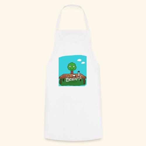 Baumi Tee  - Kochschürze