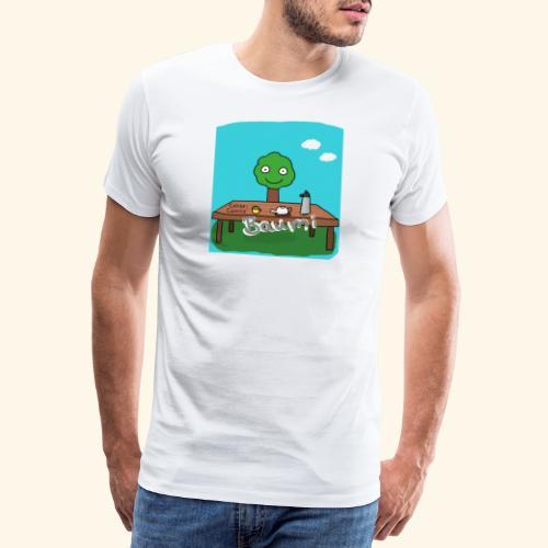 Baumi Tee  - Männer Premium T-Shirt
