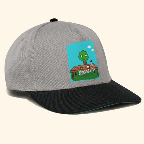 Baumi Tee  - Snapback Cap