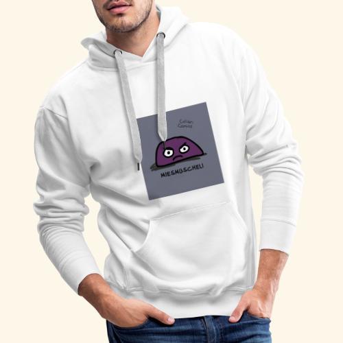 Miesmuscheli  - Männer Premium Hoodie