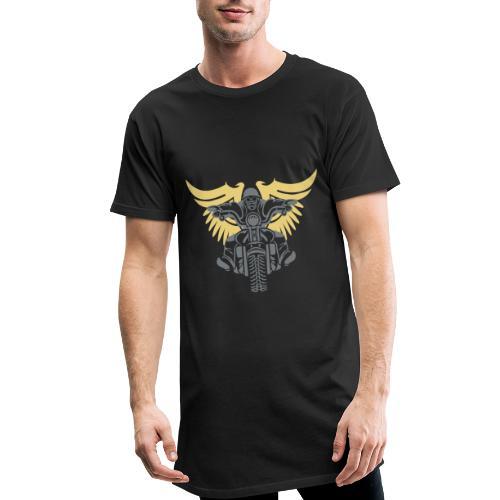 Born To Ride - Camiseta urbana para hombre