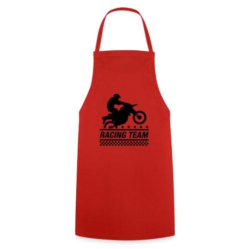 Racing Team - Delantal de cocina