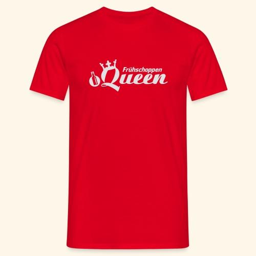 Frühschoppen Queen - Männer T-Shirt