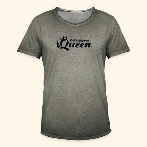 Frühschoppen Queen - Männer Vintage T-Shirt