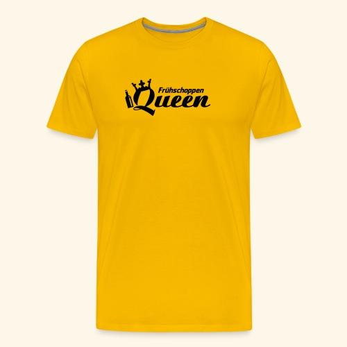 Frühschoppen Queen - Männer Premium T-Shirt