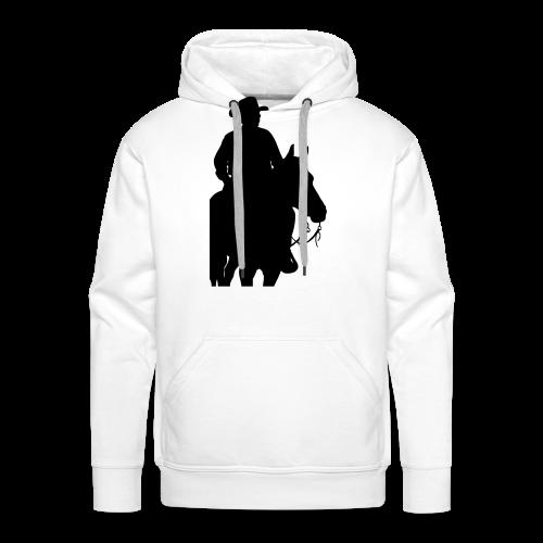 M-139-schwarz - Männer Premium Hoodie