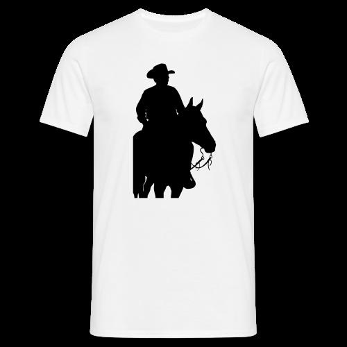 M-139-schwarz - Männer T-Shirt