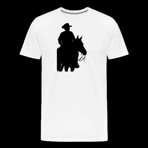M-139-schwarz - Männer Premium T-Shirt