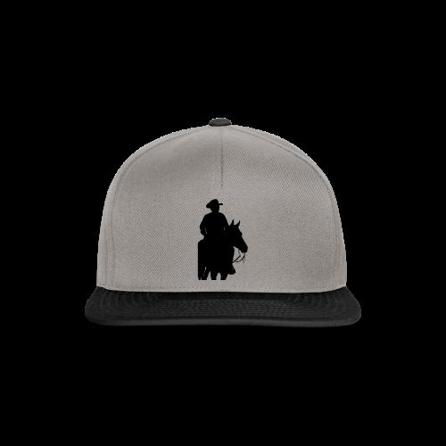 M-139-schwarz - Snapback Cap