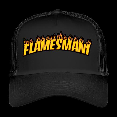 Flasher (Trasher Style) (børne størrelse) - Trucker Cap