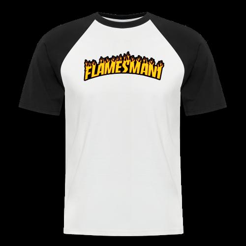 Flasher (Trasher Style) (børne størrelse) - Kortærmet herre-baseballshirt