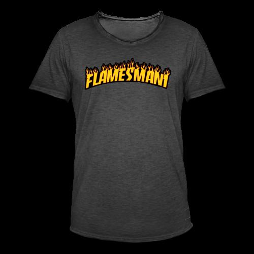 Flasher (Trasher Style) (børne størrelse) - Herre vintage T-shirt