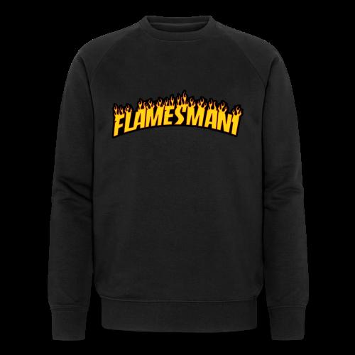 Flasher (Trasher Style) (børne størrelse) - Økologisk Stanley & Stella sweatshirt til herrer
