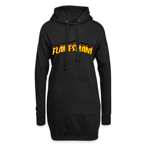 Flasher (Trasher Style) (børne størrelse) - Hoodie-kjole