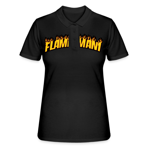 Flasher (Trasher Style) (børne størrelse) - Women's Polo Shirt