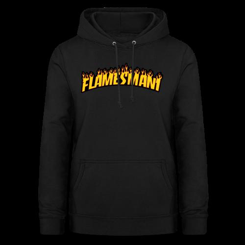 Flasher (Trasher Style) (børne størrelse) - Dame hoodie