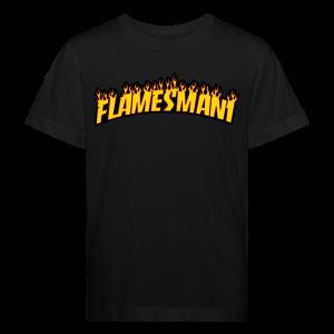 Flasher (Trasher Style) (børne størrelse) - Organic børne shirt