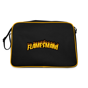 Flasher (Trasher Style) (børne størrelse) - Retro taske