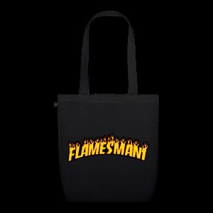 Flasher (Trasher Style) (børne størrelse) - Øko-stoftaske