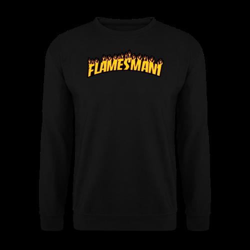 Flasher (Trasher Style) (børne størrelse) - Herre sweater