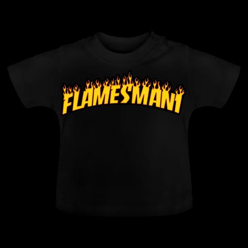 Flasher (Trasher Style) (børne størrelse) - Baby T-shirt
