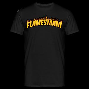 Flasher (Trasher Style) (børne størrelse) - Herre-T-shirt