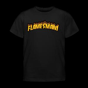 Flasher (Trasher Style) (børne størrelse) - Børne-T-shirt
