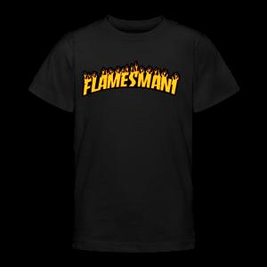 Flasher (Trasher Style) (børne størrelse) - Teenager-T-shirt