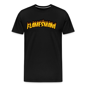 Flasher (Trasher Style) (børne størrelse) - Herre premium T-shirt