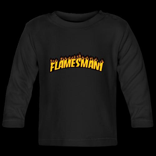 Flasher (Trasher Style) (børne størrelse) - Langærmet babyshirt