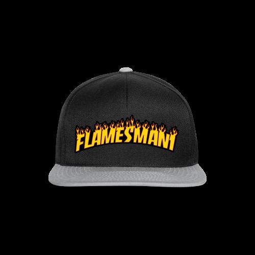 Flasher (Trasher Style) (børne størrelse) - Snapback Cap