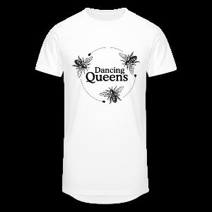 Dancing Queens Imker S-5XL T-Shirt - Männer Urban Longshirt