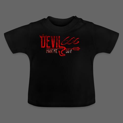 The Devil Shirt - Baby T-shirt