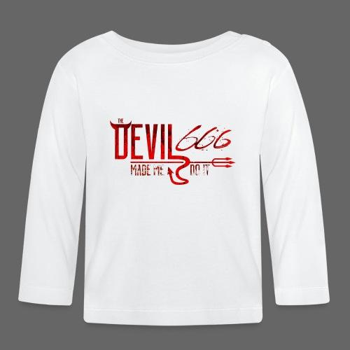 The Devil Shirt - Langærmet babyshirt