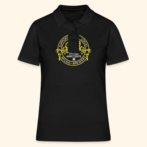 Craft Beer - Frauen Polo Shirt