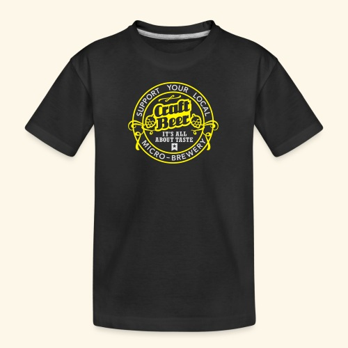 Craft Beer - Teenager Premium Bio T-Shirt