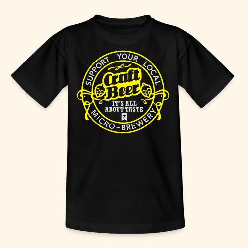 Craft Beer - Kinder T-Shirt