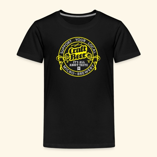Craft Beer - Kinder Premium T-Shirt