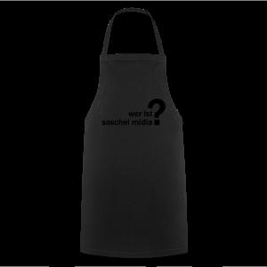 soschel midia? Shirt - Kochschürze