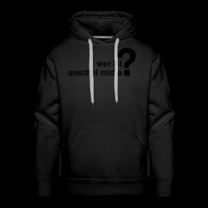 soschel midia? Shirt - Männer Premium Hoodie