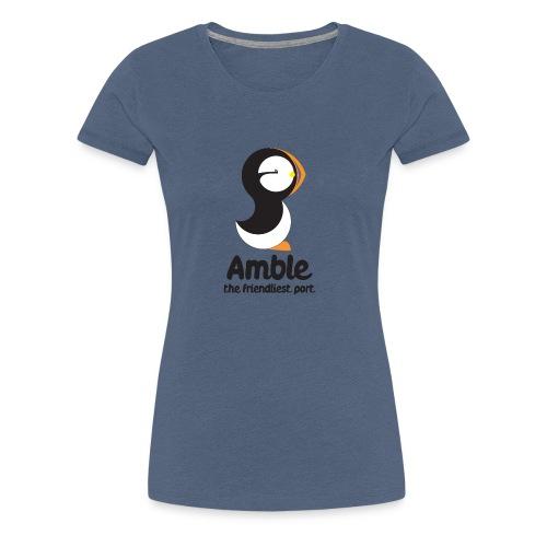 Puffling  - Women's Premium T-Shirt