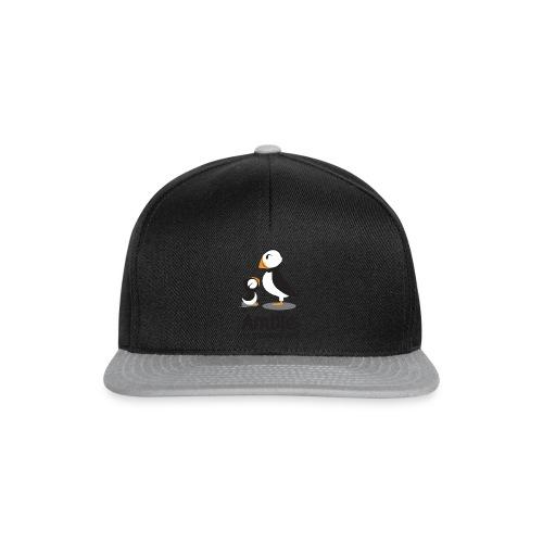 Coquet Island Puffins - Snapback Cap