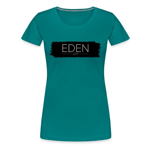 EdenFest 2017 - Women's Premium T-Shirt