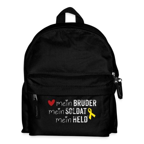 Mein Bruder, mein Soldat, mein Held  - Kinder Rucksack