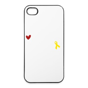 Mein Bruder, mein Soldat, mein Held  - iPhone 4/4s Hard Case