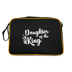 Daughter of the King - Retro Tasche