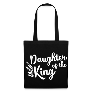 Daughter of the King - Stoffbeutel
