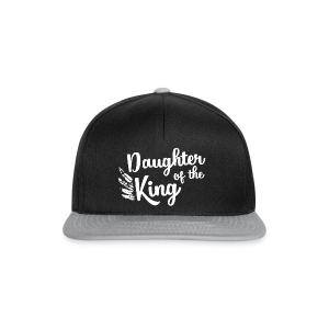 Daughter of the King - Snapback Cap