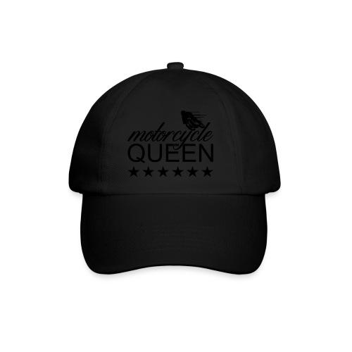 Moto Queen - Baseballkappe