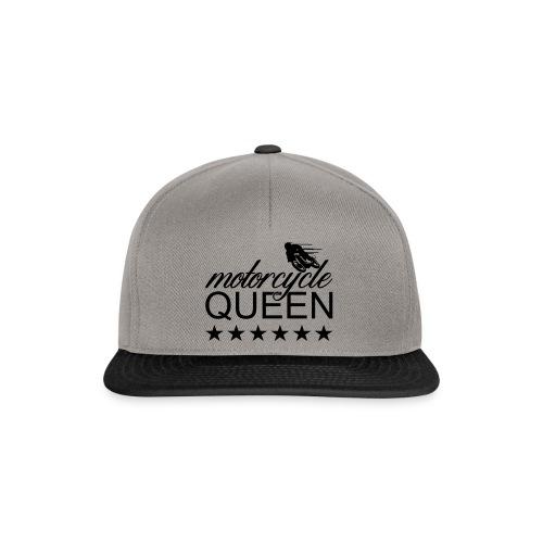 Moto Queen - Snapback Cap